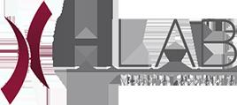 Logo - Laboratório HLAB